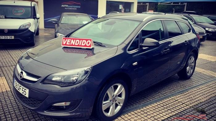 Opel Astra Sports Tourer 1.6 CDTi Executive GPS