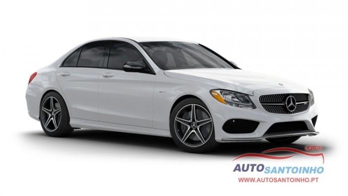 Mercedes C220 / BMW 318
