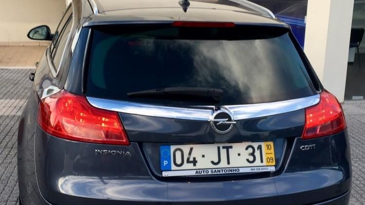 Opel Insignia Sports Tourer Cosmo EcoFlex
