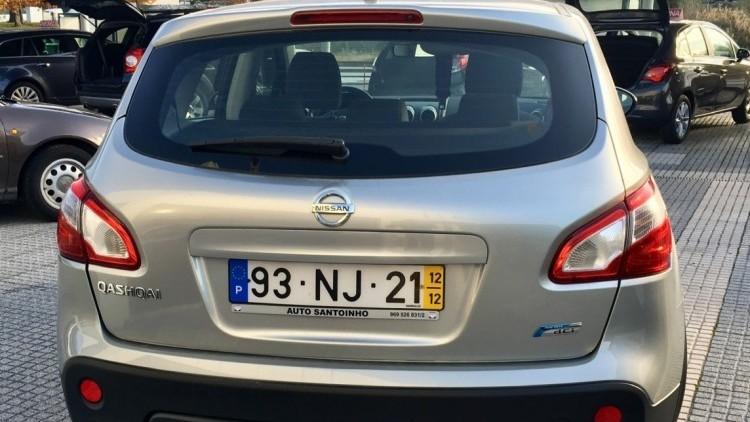 Nissan Qashqai 1.6 dCi Visia