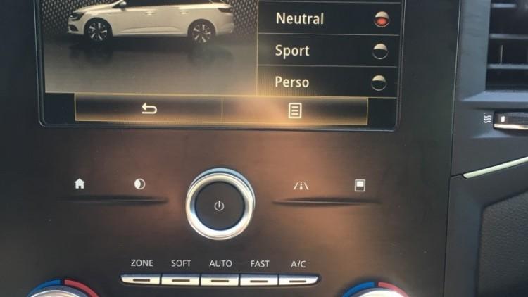 Renault Mégane Break 1.5 DCI GT Line