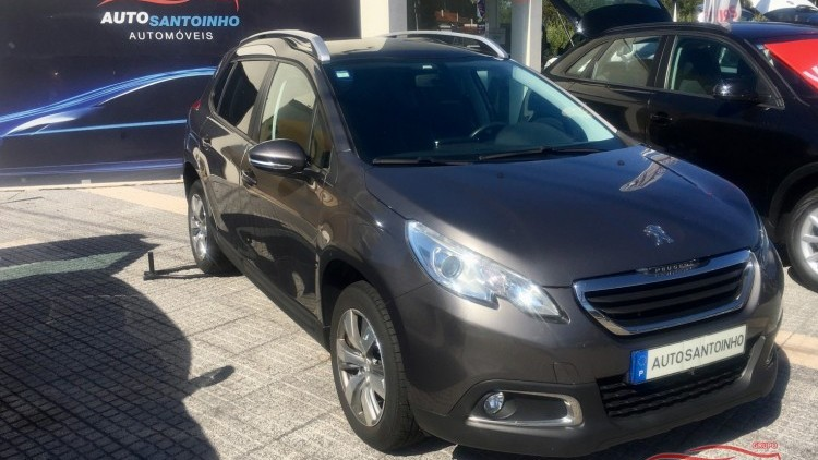 Peugeot 2008 1.6 HDI ACTIVE