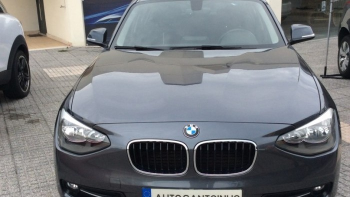 BMW Série 1 - 116 EDynamics Line Sport