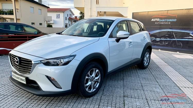 Mazda CX-3 1.5 Skyactiv-D Evolve