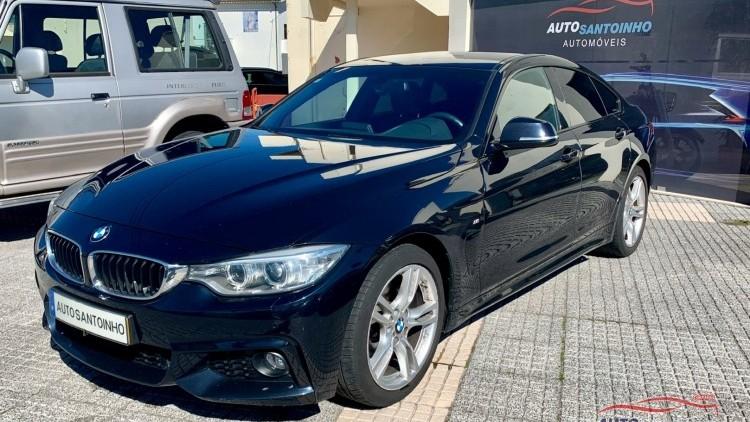 BMW Série 4 - 420 Gran Coupé Pack M Auto