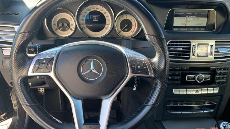 Mercedes-Benz Classe E 250 CDI Cabrio AMG