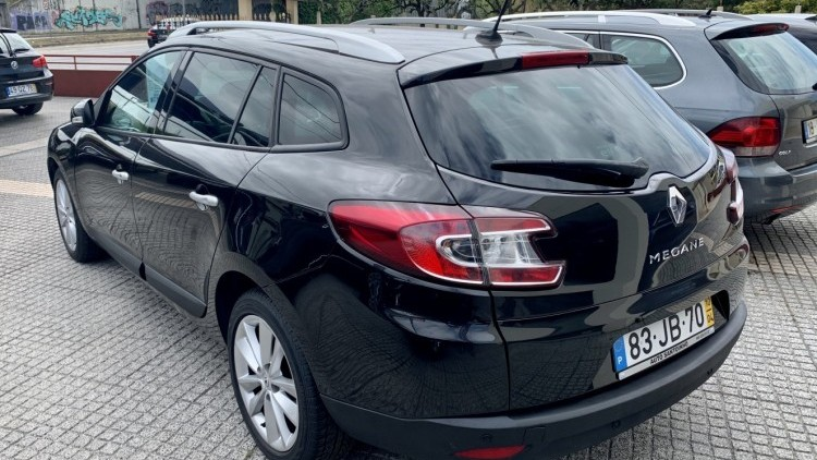 Renault Mégane Break 1.5 DCi Dynamic S