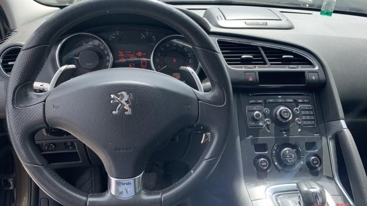 Peugeot 3008 2.0 HDi Hybrid 4