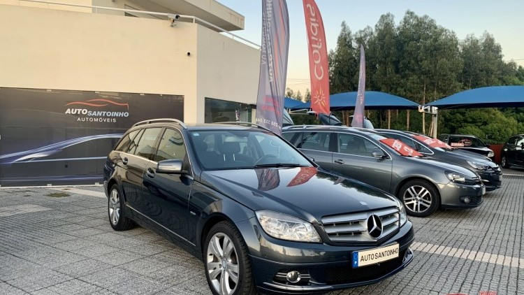 Mercedes-Benz Classe C 220 Avantgarde BlueEfficiency