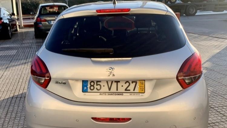 Peugeot 208 1.5 BlueHDI Signature