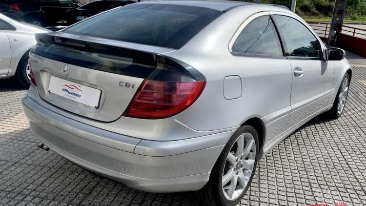 Mercedes-Benz Classe C 220 Evolution